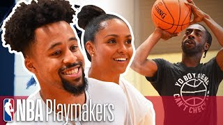 Basketball Knockout Challenge w/ Marcelas Howard, FamousLos, & more