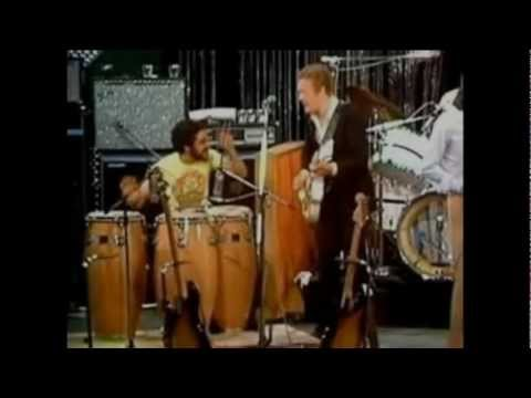 Average White Band at the Schaefer Music Festival in Central Park, N.Y. 1974 Part 5