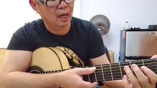 Hướng dẫn đệm và lead guitar bài. CĂN NHÀ NGOẠI Ô.
