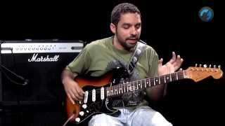 Base Simples de Blues - Iniciante (como tocar - aula de guitarra)