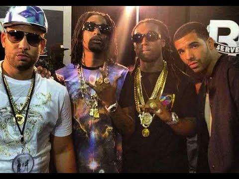 Versace Remix - Migos ft  Drake, Tyga, Meek Mill & King Los