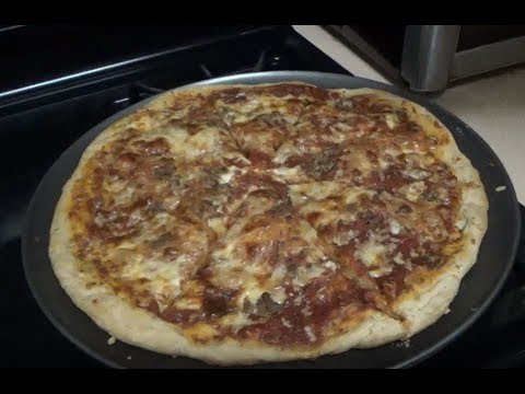 HOW TO MAKE BEEF PIZZA