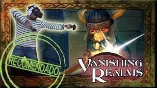 Vídeo Vanishing Realms