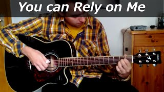 You Can Rely On Me - Jason Mraz (Fingerstyle Arrangement) Mp3