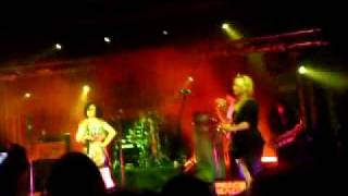 The Baboon show - peace and love 2009