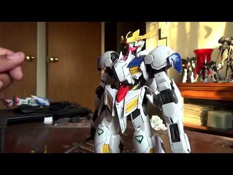 1/100 Full Mechanics Barbatos Lupus Rex...