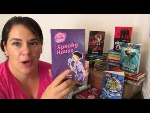 Usborne Chapter Books