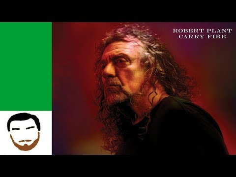 Music Review: Robert Plant - Carry Fire