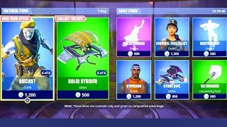 *NEW* DIECAST AND CHROMIUM SKIN!! Fortnite Battle Royale