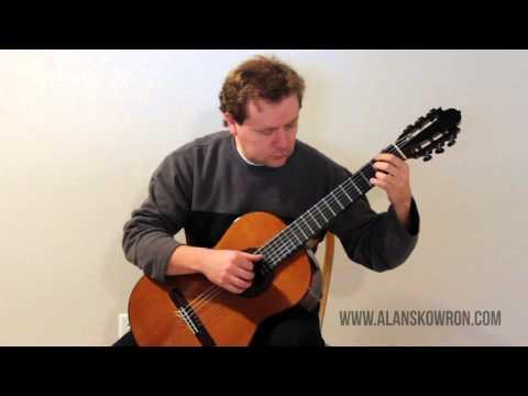 Alan Skowron performs Romance