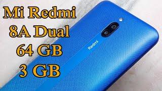 Redmi 8A Dual with 3GB RAM, 64GB storage Review