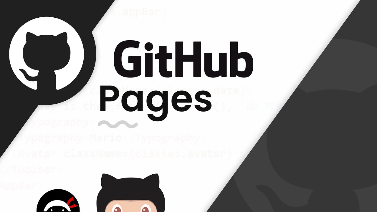 Getting Started with GitHub Pages