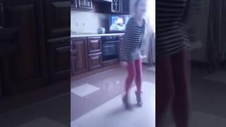 Я танцую на каблуках