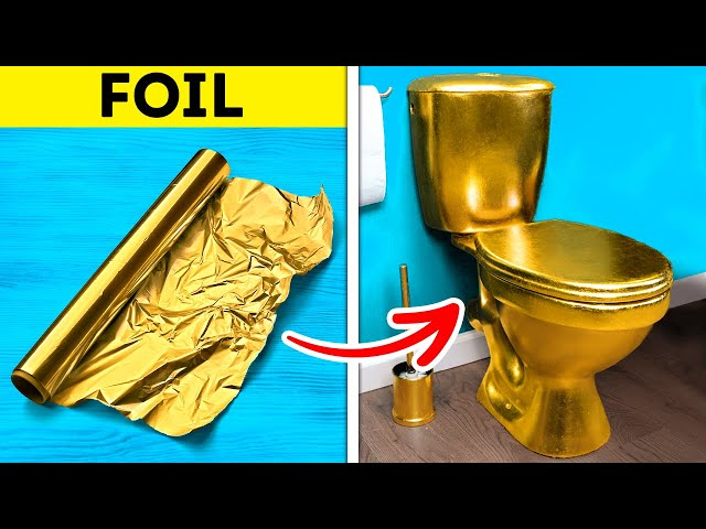 CRAZY HOME DECOR IDEAS    Cheap DIY Furniture Hacks And Repair Tips #shorts