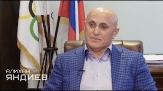 Абукар Яндиев. Путь от детского спорта до чемпионского боя