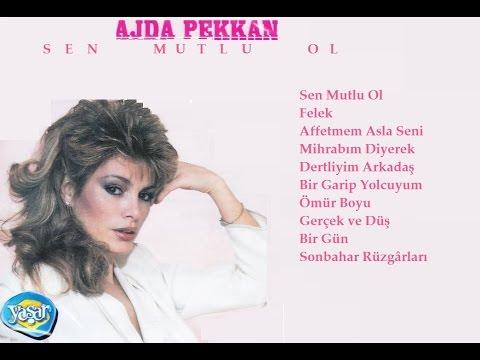 AJDA PEKKAN - SEN MUTLU OL (1981) FULL ALBÜM