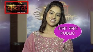 Kawach Show Launch: Deepika Singh Excited To Play Sandhya Again, Talks About Marathi Language & More