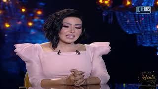 سمية الخشاب: أحمد سعد أقسم علي بالطلاق ثلاثا ولجأ لشيخ بعد تراجعه   في الفن