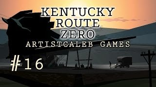 Kentucky Route Zero gameplay 16 (Act II)