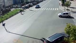 Acidentes de carro em 2018 na Rússia ... só os malucos