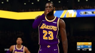 NBA 2K19 | PC Gameplay | 1080p HD | Max Settings