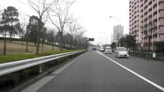東京都道449号新荒川堤防線 Part2