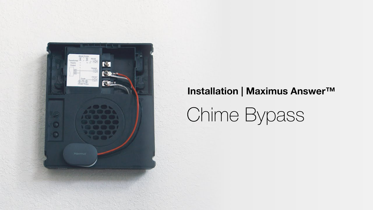 Installing Your Chime Byp – Kuna Help Center on nutone doorbell chimes, decorative doorbell chimes, best doorbell chimes, wired doorbell chimes, retro doorbell chimes, musical doorbell chimes, vintage edwards doorbell chimes, unique doorbell chimes, long doorbell chimes,