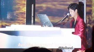 170113 Park Bo Gum 박보검 singing Don