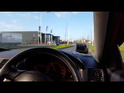 Accord Euro R Type R Test Drive