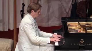 "Perfessor Bill Edwards performing ""Swampy River"" by Duke Ellington"
