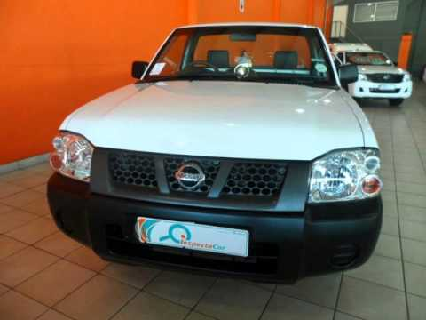 2013 NISSAN NP300 HARDBODY 2.0 Auto For Sale On Auto Trader South Africa