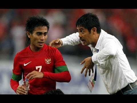 FULL MATCH: Indonesia vs Singapore - AFF Suzuki Cup 2012
