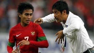 FULL MATCH: Indonesia Vs Singapore - AFF Suzuki Cup 2012