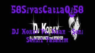 Dj Koray feat. Kaan - Seni Sensiz Yasarim (slow remix)