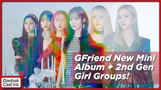 Baixar GFriend (여자친구) 'Song of Sirens' + 2nd Gen Girl Groups Continued! - Truly Daebak Show Ep. 152