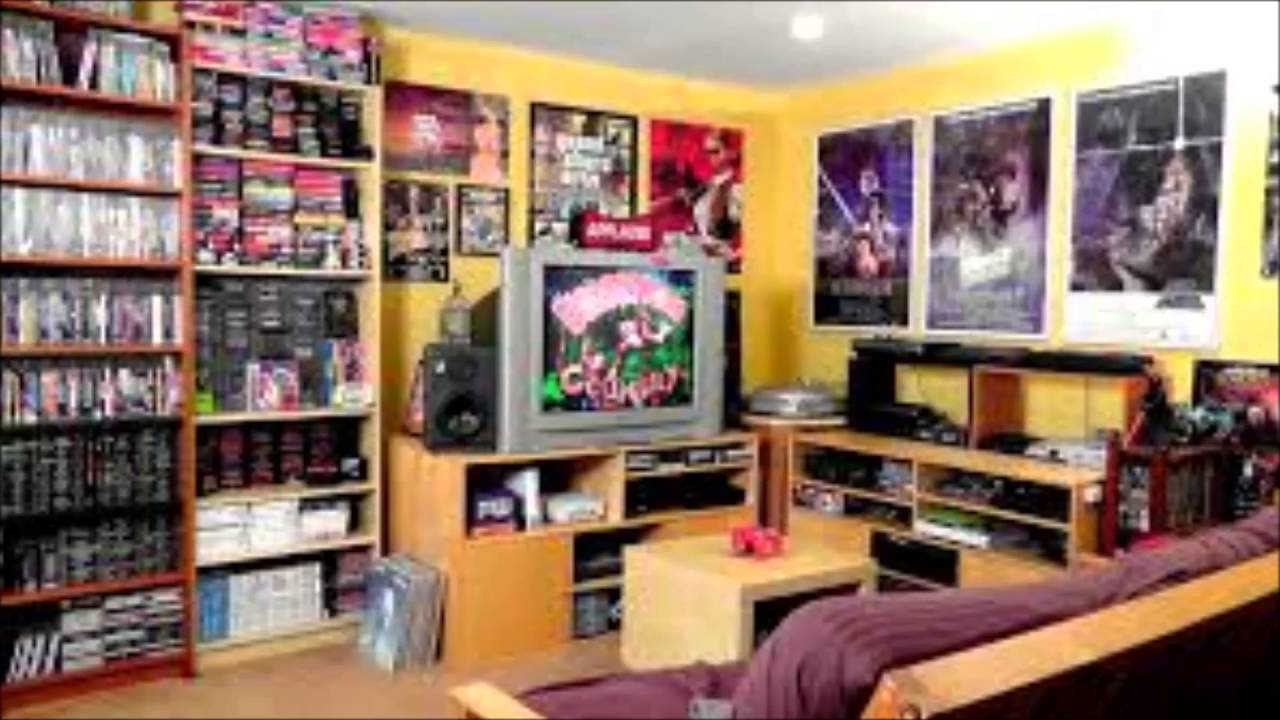 Top 20 Video Game Room Ideas Youtube