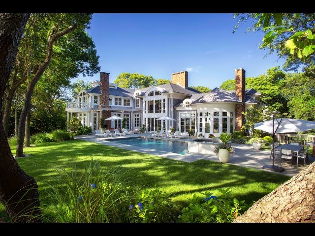 Pristine Bayfront Estate in North Haven, NY -- Lifestyle Production Group