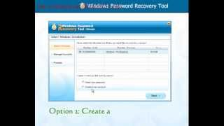 Recover Windows 7 Password with Tool Step by Step