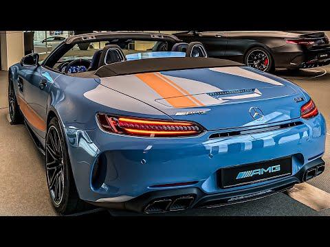 1 OF 1 CHINA BLUE AMG GTC! Beautiful CUSTOM Made 2020 GTC ROADSTER!
