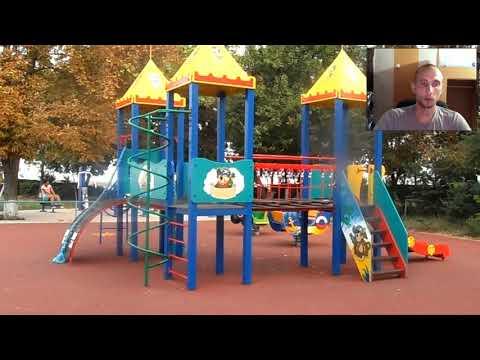 Детская площадка Приморска-Ахтарска