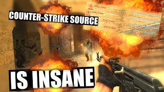 COUNTER-STRIKE SOURCE IS UNBELIEVABLE!!!