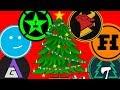 LET'S PLAY FAMILY - Secret Santa 2017 Highlights