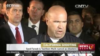 California shooting: Syed Farook & Tashfeen Malik named as shooters