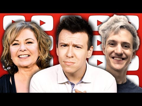 WOW! Roseanne Canceled Over Tweet, PUBG Sues Fortnite, Puerto Rico & More...