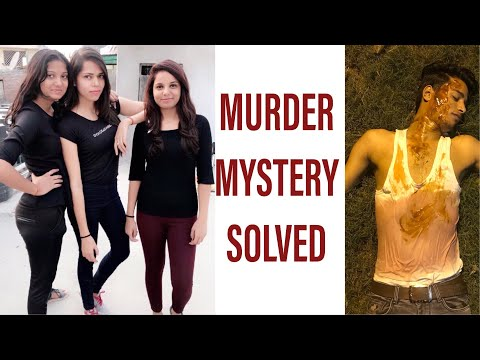 MURDER MYSTERY SOLVED    KHOON    BY    Charu Dixit   