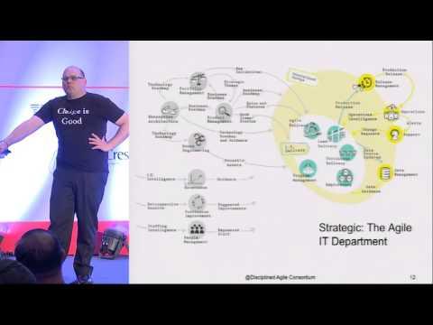 The Disciplined Agile Enterprise: Harmonizing Agile and Lean