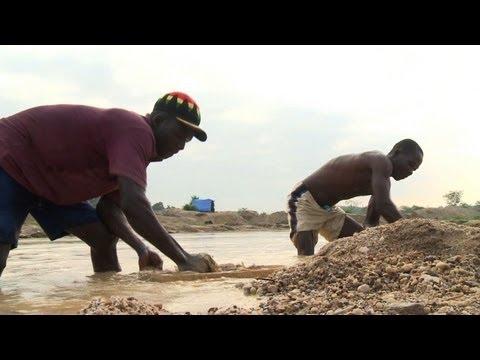 Sierra Leones Diamanten bringen den Menschen kein Glück