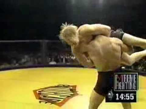 MMA Origins: Extreme Fighting blazes trail for MMA in the US