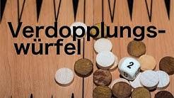 #52 - Backgammon & Tavla - Verdopplungswürfel (neu erklärt)