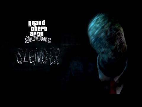 GTA SA Slender Man Myth HD